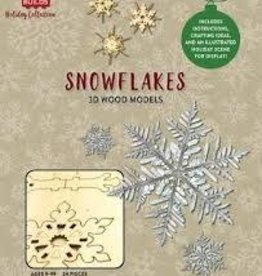 Incredibuilds Snowflakes