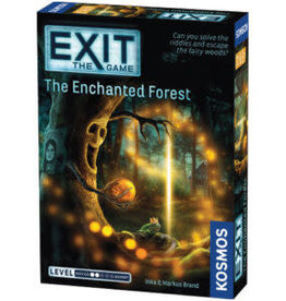 Kosmos EXIT: The Enchanted Forrest