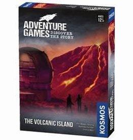 Thames & Kosmos Adventure Games Volcano Island