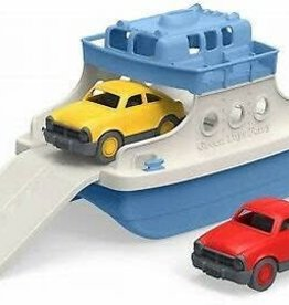 Green Toys Ferry Boat  Blue/White