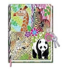Hot Focus 3D Diary Magic Safari