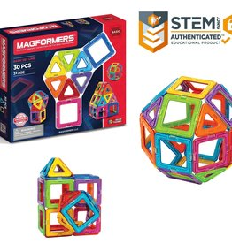 Magformers Rainbow 30 Pieces
