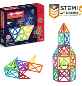 Magformers Super Magformers 30 Piece