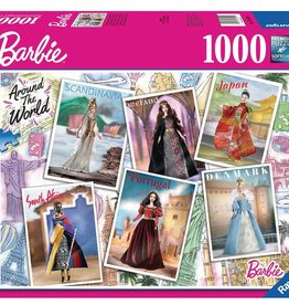 Ravensburger Barbie: Around The World 1000 pcs