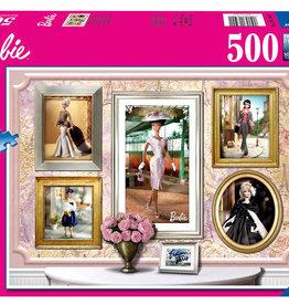 Ravensburger Barbie: Paris Fashion- 500 pc