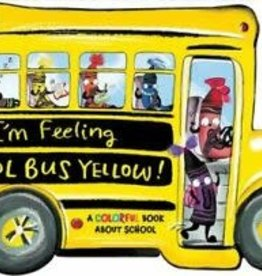 Simon and Schuster I'm Feeling School bus Yellow!