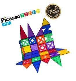 PicassoTile 33 Piece Educational Set