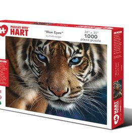 Hart Puzzles Blue Eyes 1000 pcs