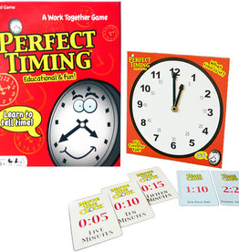 Continuum Games Perfect Timing