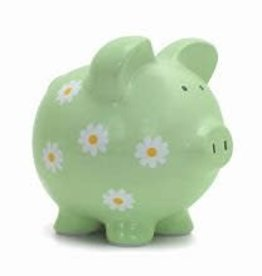 Child to Cherish Daisy Piggy Bank