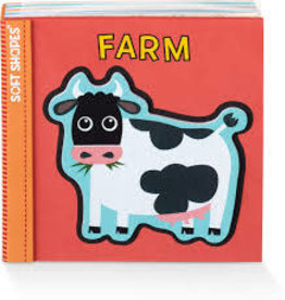 Melissa & Doug Soft Shapes - Farm