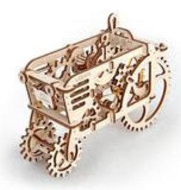 UGEARS Wooden Tractor Model Kit