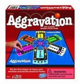 Hasbro Aggravation 1/4 Fold Board