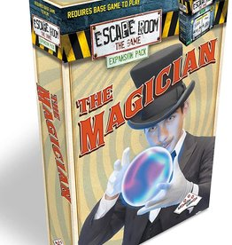 Identity Brands Escape Room Expansion The Magician