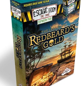 Identity Brands Escape Room Expansion - Redbeards Gold