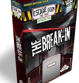 Identity Brands Escape Room Expansion - The Break In