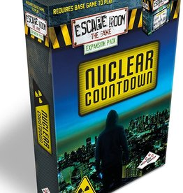 Identity Brands Escape Room Expansion - Nuclear Countdown
