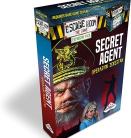 Identity Brands Escape Room Expansion - Secret Agent