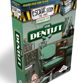 Identity Brands Escape Room Expansion - The Dentist