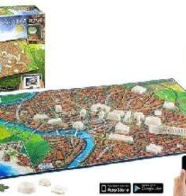 National Geographic 4D Puzzle Ancient Rome 600 Pieces