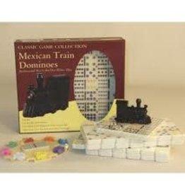 John Hansen Mexican Train Dominos