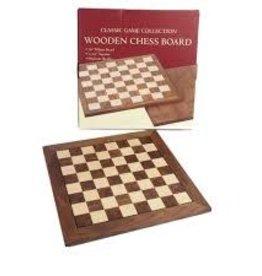 John Hansen Chess Board Walnut 16'