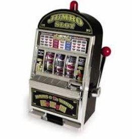 John Hansen Jumbo Slot Bank