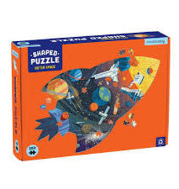 Mudpuppy Outer Space Puzzle- 300 peices
