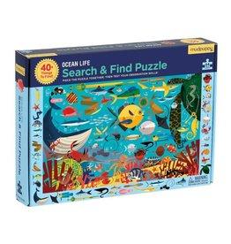 Mudpuppy 64 Pieces Ocean Life