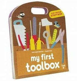Twirl My First Toolbox Activity Book