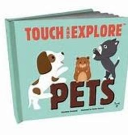Twirl Touch and Explore Pets