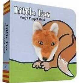 Chronicle Books Little Fox Finger Puppet Book