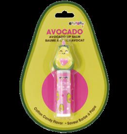 I Scream Avocado Lip Balm Cotton Candy Flavor