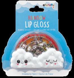 I Scream Rainbow Lip Gloss Strawberry Flavor