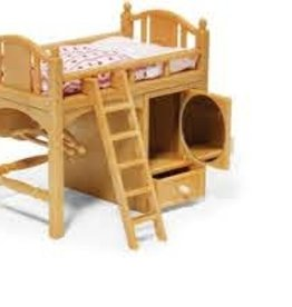 Calico Critters Loft Bed