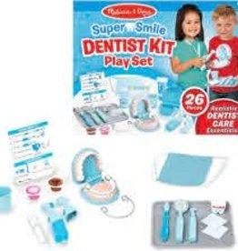 Melissa & Doug Dentist Kit Play Set