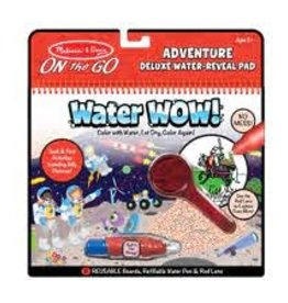 Melissa & Doug Water Wow! Deluxe Water Reveal Pad - Adventure