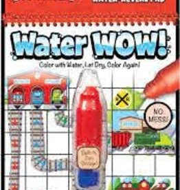 Melissa & Doug Water Wow! Hidden Paths - Vehicles