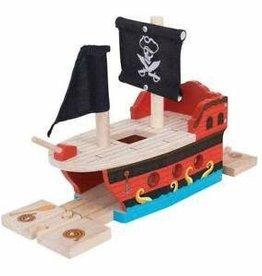 Big Jigs Pirate Galleon