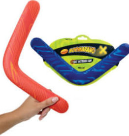Toysmith Boomerang Blue
