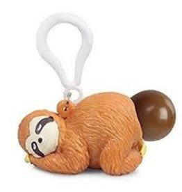 Toysmith Sloth Squeezy Poo
