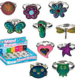 Toysmith Cutie Mood Ring Butterfly