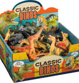 Toysmith Classic Dinosaurs Stegosaurus