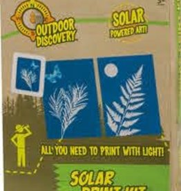 Outdoor Discovery Solar Print Kit