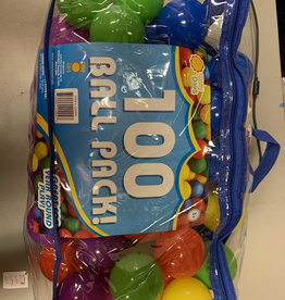 Sunny Days Entertainment 100 Ball Pack Refill