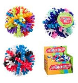 Toysmith Sproing Ball Single Item Assorted Colors