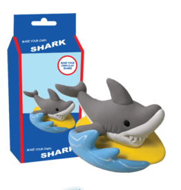 Fizz Creations Make Your Own Shark