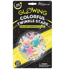 University Games Colorful Twinkle Stars