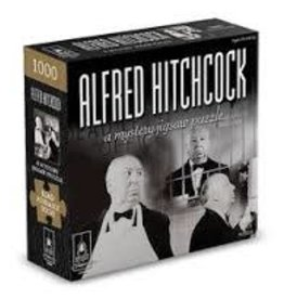 University Games Alfred Hitchcock - Murder Mystery Puzzle
