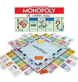 Hasbro Monopoly 1980's Edition